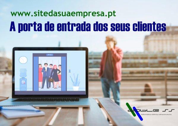 www.sitedasuaempresa.pt | A porta de entrada dos seus clientes