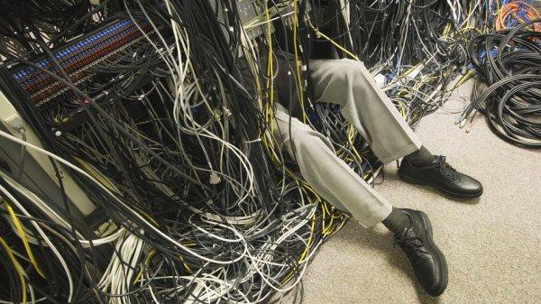 Reestruturação de redes